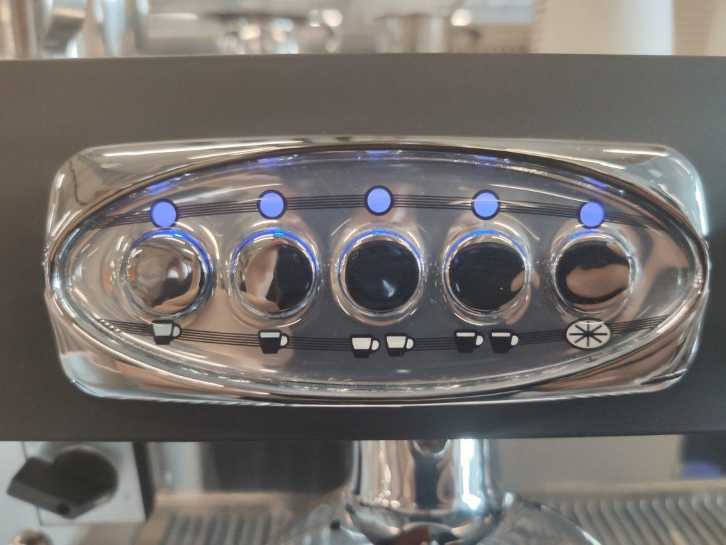 Панель кофемашины